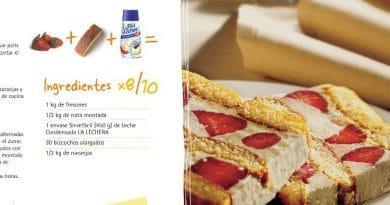 Libro gratis de Recetas Super Fáciles de Nestle