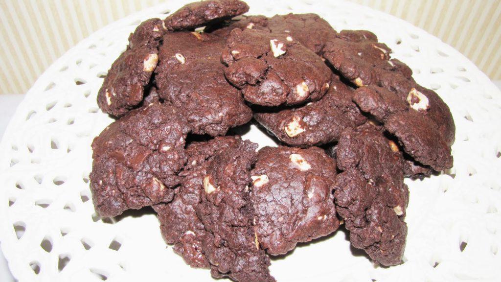 COOKIES DE DOBLE CHOCOLATE