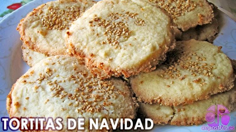 TORTITAS DE NAVIDAD I