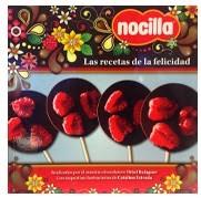 3 LIBROS DE RECETAS GRATIS CON NOCILLA