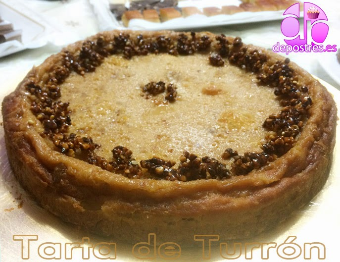 tarta de Turrón