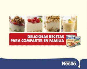 Libro Descarga Gratis Nestle con Leche Condensada