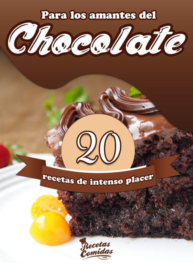 LIBRO PARA LOS AMANTES DEL CHOCOLATE