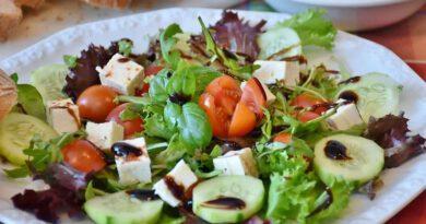 10 Recetas de Ensaladas Fáciles y Saludables